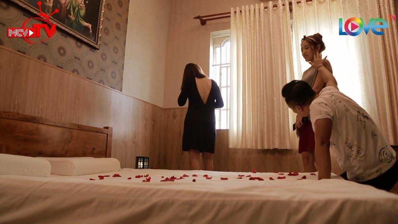 Vợ ĐIÊN TIẾT khi bắt quả tang tại trận CHỒNG và BẠN THÂN mướn phòng khách sạn 😥