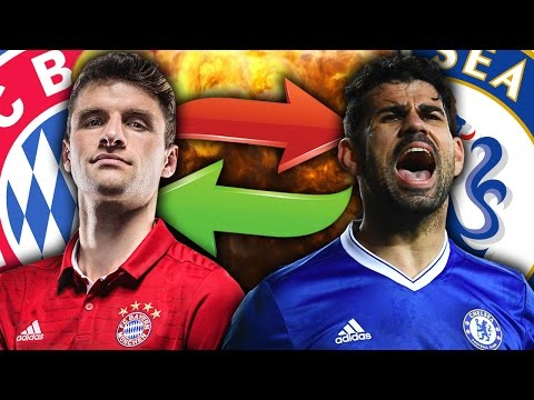 Chelsea To Sign £75 Million Diego Costa Replacement?! | Transfer Review