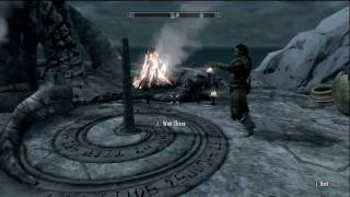 Skyrim Boethiah's Calling Walkthrough - Oblivion Walker Ebony Mail - Daedric Artifact # 12
