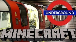 London Underground in Minecraft Project (May 2015 Update)