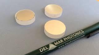 Fused silica solid state Fabry-Perot etalon sales@dmphotonics.com