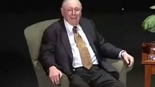 A Conversation with Charlie Munger  - Caltech