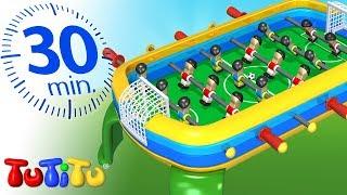 TuTiTu (ТуТиТу) Toys | Настольный футбол | Детские игрушки