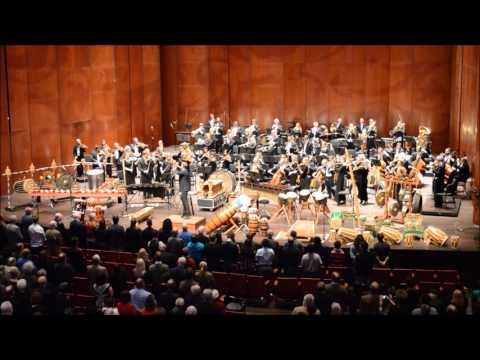 San Antonio Symphony - National Anthem 11/14/2015