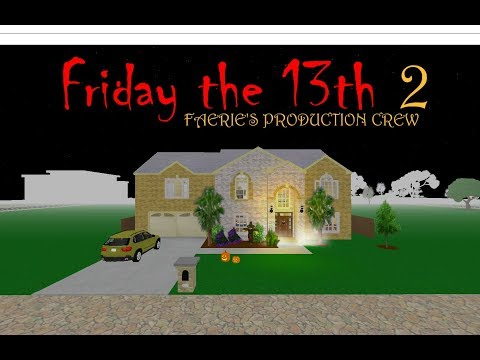 ROBLOX Horror Movie - Friday the 13th 2