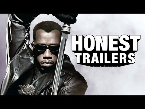 Honest Trailers - The Blade Trilogy