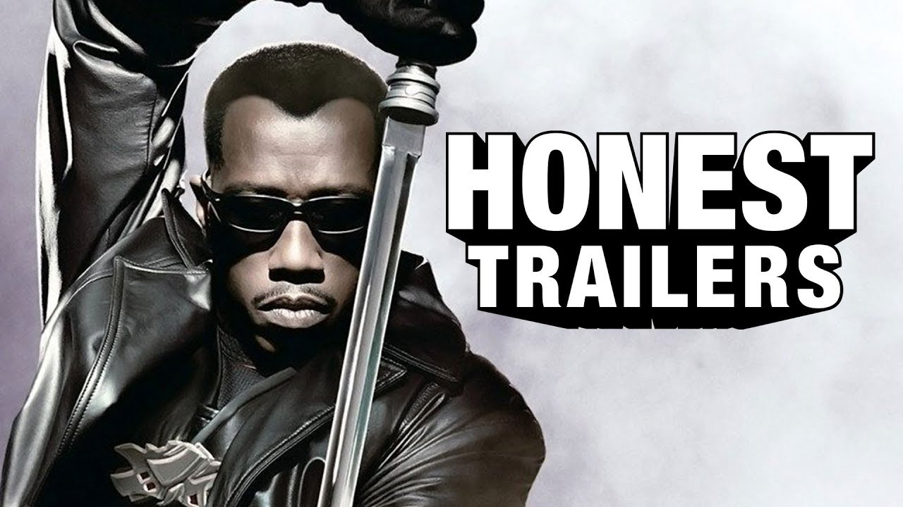 honest trailers the blade trilogy youtube