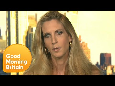 Ann Coulter Criticises Donald Trump for Hiring Family Members   Good Morning Britain