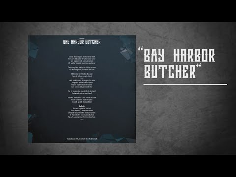 """Bay Harbor Butcher"" Songtrailer - Album ""EPILIRIUM"" 2016  