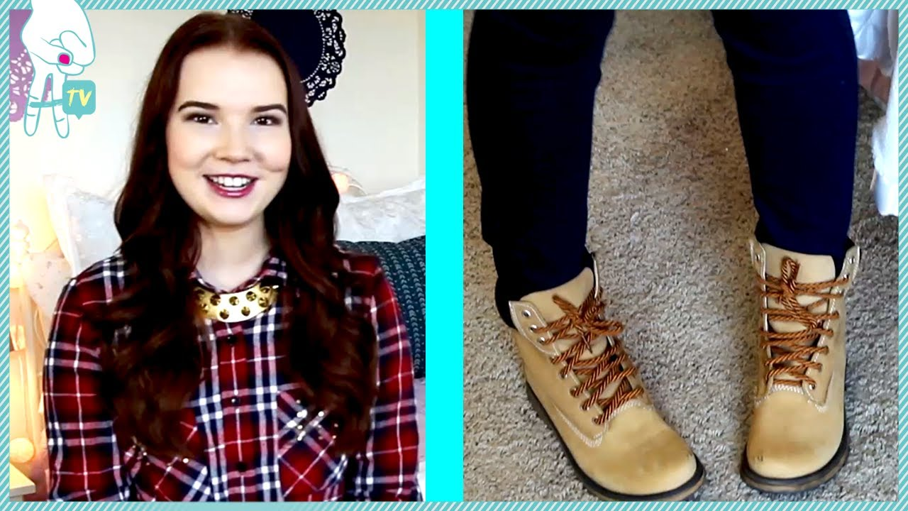 Style Work Boots - #OOTD Ep. 109