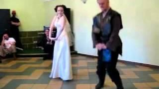 Свадьба в стиле Звёздных Войн ^^