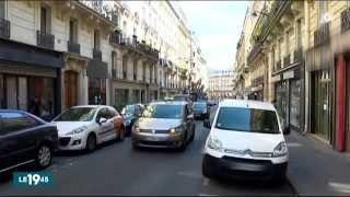 Rue des salons de massages asiatiques à Paris