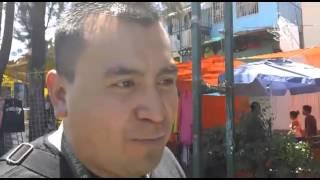 Vivir en una de las calles más violentas de Tepito