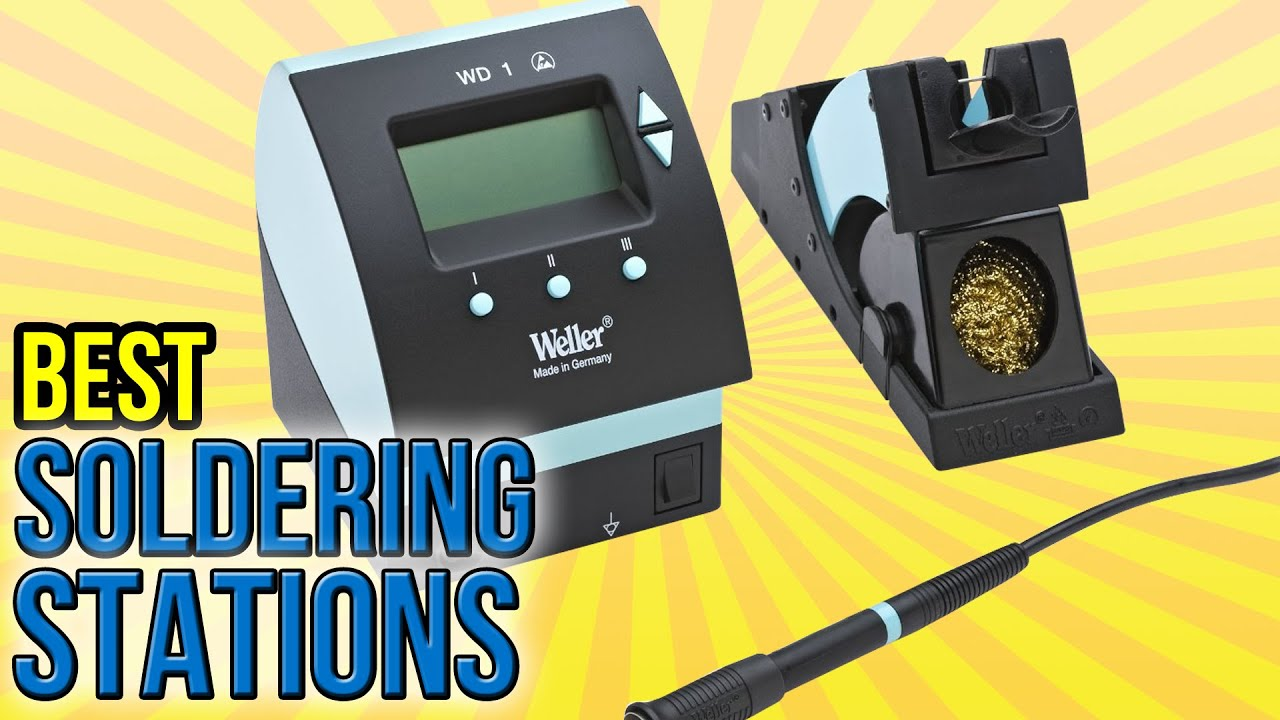 7 Best Soldering Stations 2016 Youtube Gun For Circuit Boards X Tronic 5040 Xts All In One Hot Air