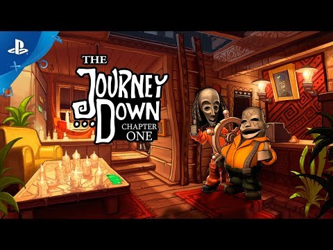 The Journey Down: Chapter One – Gameplay Trailer | PS4