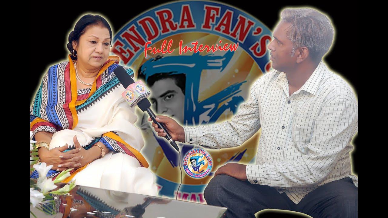 Usha Timothi Talks About Jeetendraji