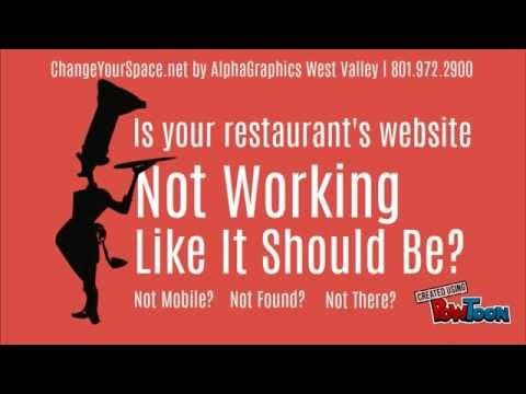 ChangeYourSpace.net - Restaurant Websites