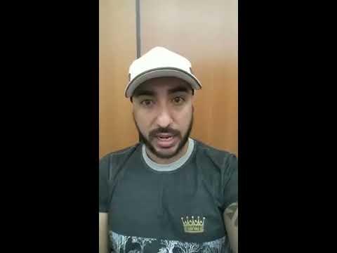 Rodrigo Dantas conta