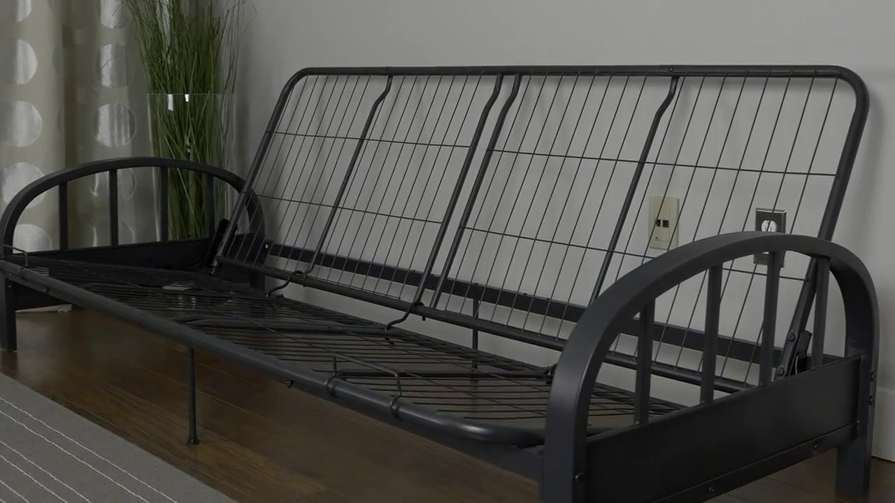 Aiden Futon Frame Dhp Furniture