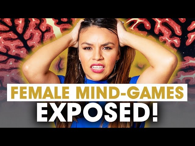 Why Women Play Hard To Get When She's Attracted To You! Mind-Games EXPOSED!