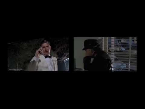 Back to the Future  George Punches Biff Comparison