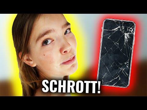 Leas IPHONE ist KAPUTT GEGANGEN! (traurig) || VLOG 316