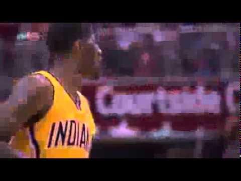 Pacers (1) Vs Wizards (5) - Game 4 Recap - (Semi-Finals - 2014 Nba Playoffs)