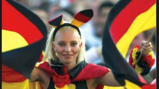 أجمل المشجعات الألمانيات في البرازيل لدعم المانشافت