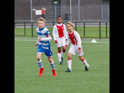 1.1  Best Skills  Ajax  Jeremy Eilander  jóvenes de fútbol 年輕的足球 Jeunes compétences de football