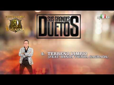 Terreno Limpio (feat. Banda Tierra Sagrada) - Edwin Luna y La Trakalosa de Monterrey (Audio Oficial)