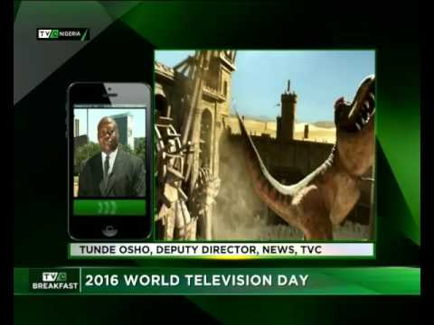 2016 World Television Day