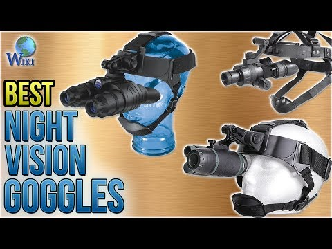 8 Best Night Vision Goggles 2018