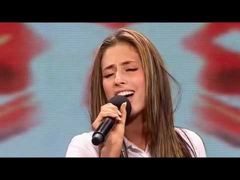 The X Factor 2009 Stacey Soloman Auditions 1 itv comxfactor