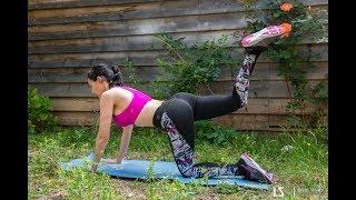 Fitness routine à la maison: Des fesses galbées et rebondies made in Brasil