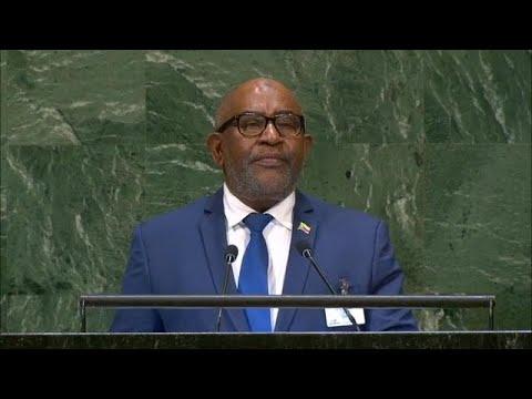 🇰🇲 Comoros - President Addresses General Debate, 73rd Session