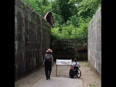 Ohio: Cuyahoga Valley National Park Wheelchair Travel Tips