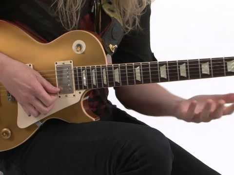 Joel Hoekstra - legato pentatonic exercise