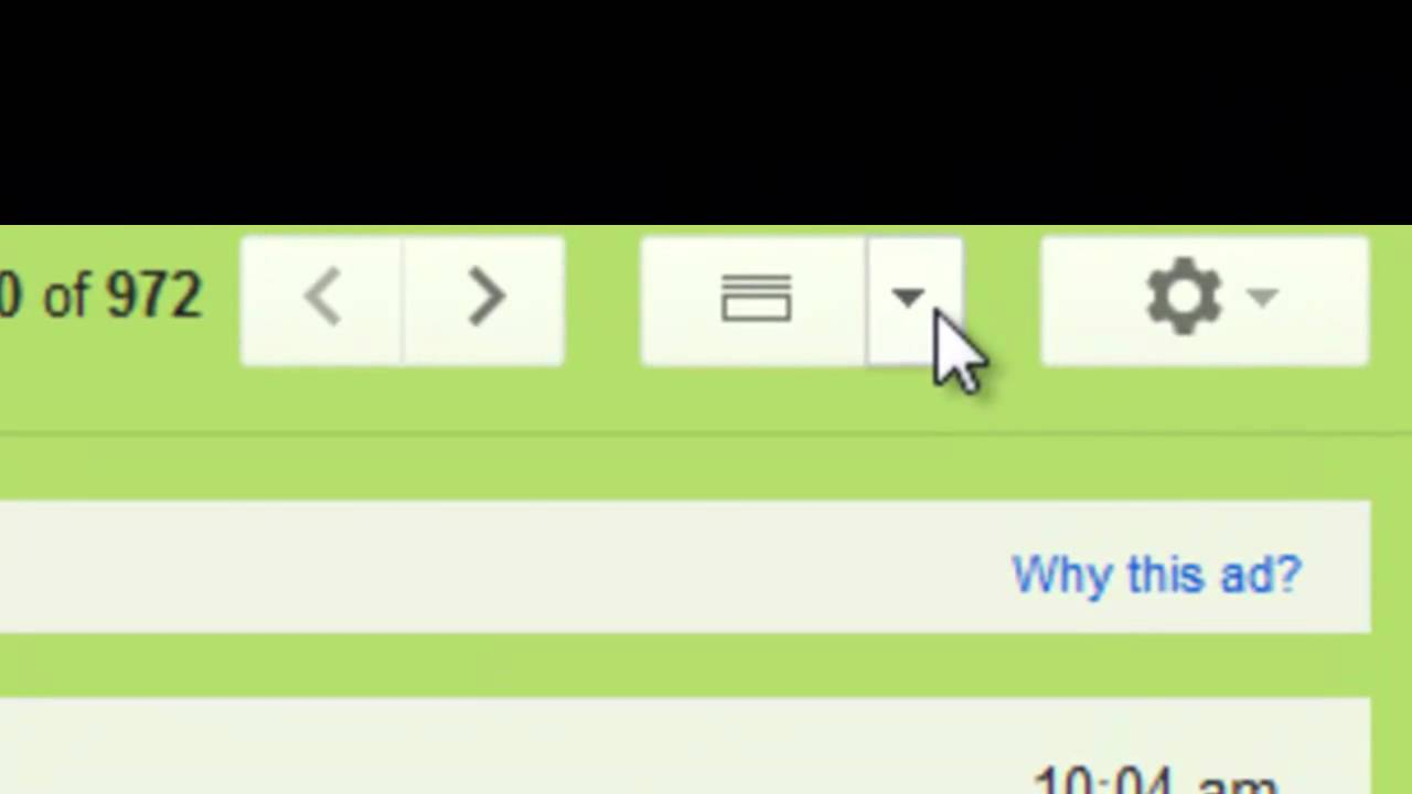 how to change which gmail is default