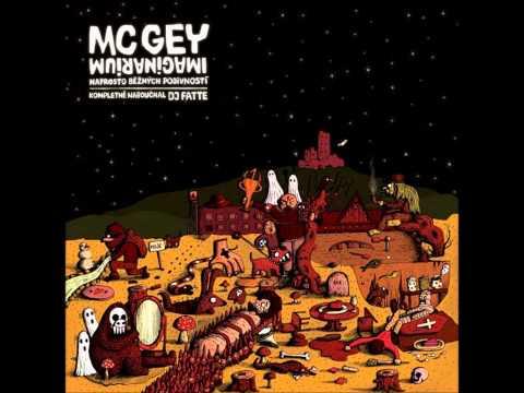 MC GEY - Blázinec