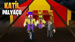 🔪 Katil Palyaçodan Kaçıyorum! 🤡 | The Clown Killings Reborn | Roblox Türkçe