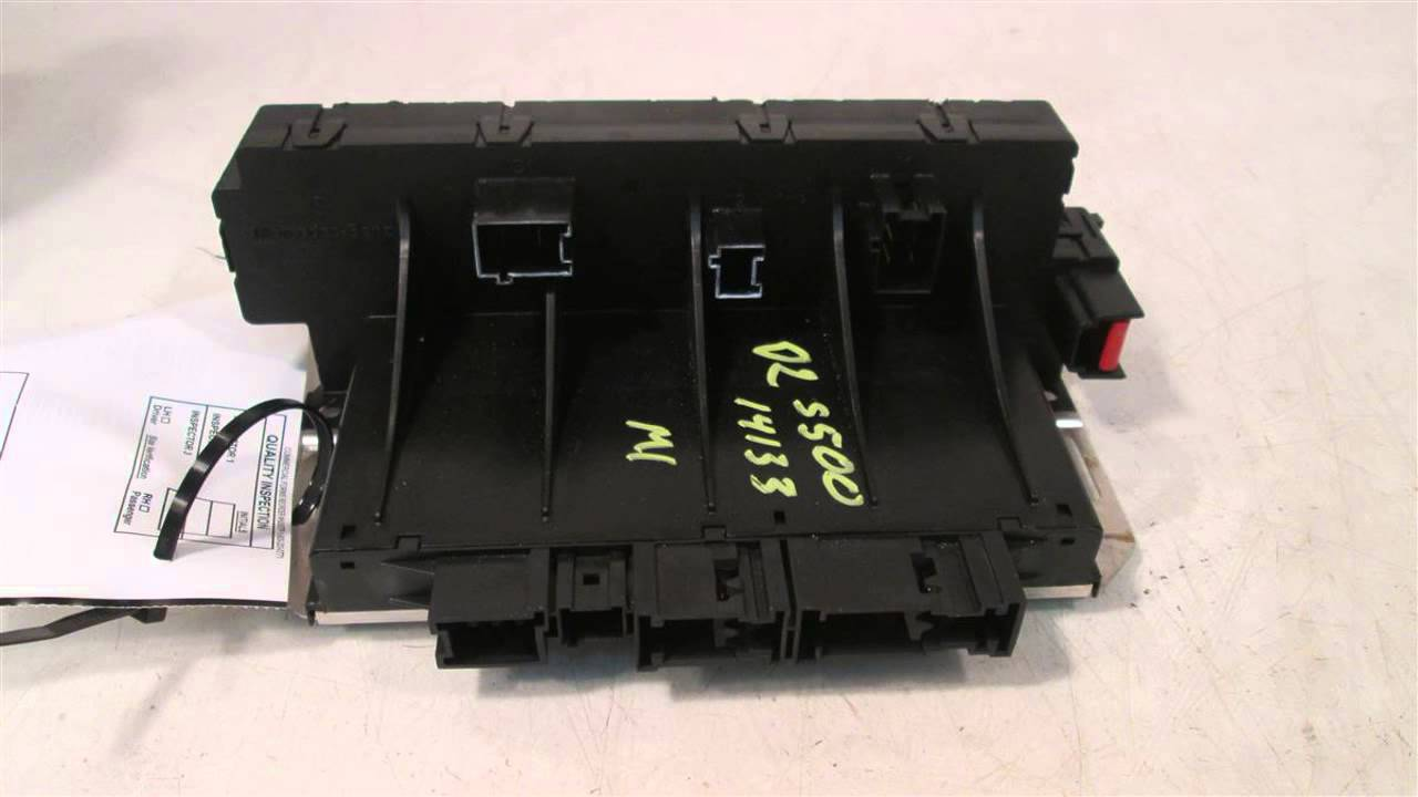 2002 S430 Fuse Diagram Electrical Schematics 1972 Mercedes Panel S500 0295450432 W O Walk In Mbiparts Com Used Ml500 Box