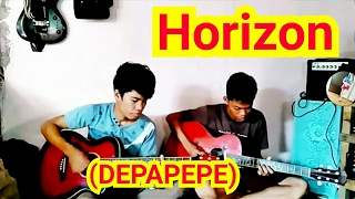 Gambar cover Horizon - depapepe   (Cover by juLz & ick)