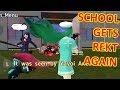 [School Girls Simulator] YANDERE CHAN VS ENTIRE SCHOOL PART 152