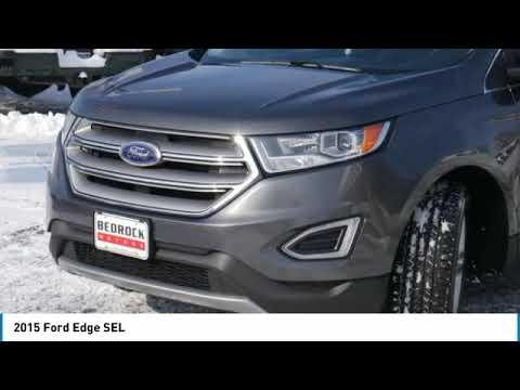 Ford Edge Sel Rogers Blaine Minneapolis St Paul Mn B