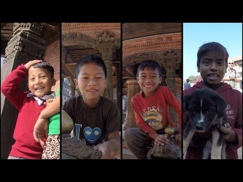 BOYS of BHAKTAPUR