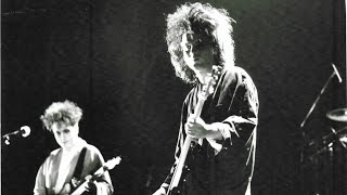 The Cure 1987 A Japanese Dream Tour Debut