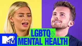 LGBTQ + Mental Health | Sexpectations