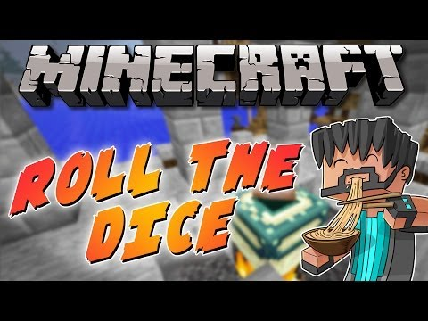 Minecraft Mini-Game : Roll the Dice