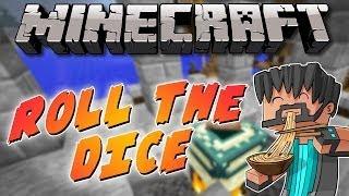 Minecraft Mini-Game : Roll the Dice