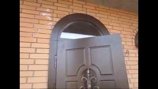 Установка дверей: арочные входные металлические двери (Двери Беркут)(www.dveriberkut.ru Одними из лучших специалистов по проведению монтажа стальных дверей по праву считаются сотрудни..., 2015-07-10T09:30:16.000Z)